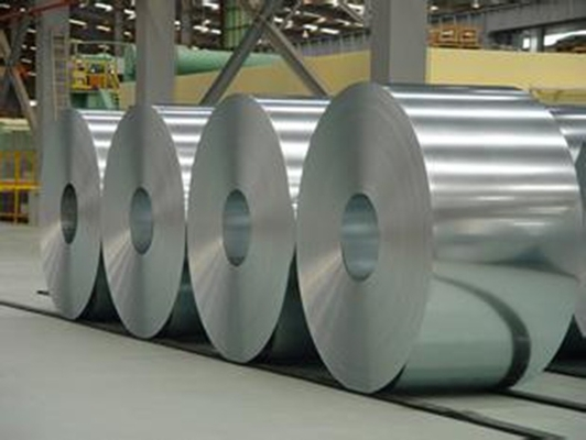 Cina ASTM A653 DX51 Atap Dingin Rolled Hot mencelupkan Galvanized Steel Coil / Sheeton sales